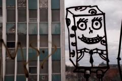 Squarepants ou Happy Tower ?