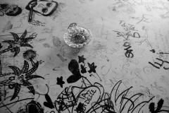 La table PMU décorée